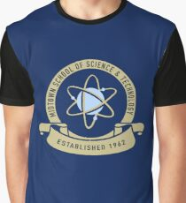 Midtown School of Science and Technology Graphic T-Shirt