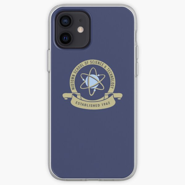 Midtown School of Science and Technology iPhone Soft Case