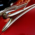 Classic Hood Ornament by Larry Costales