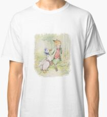 Jemima Puddleduck with the Fox Classic T-Shirt
