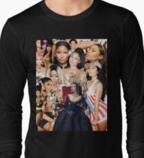 Queen Nic  Long Sleeve T-Shirt
