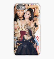 Queen Nic  iPhone Case/Skin