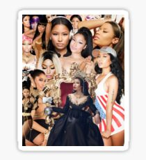 Queen Nic  Sticker