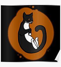Cat: Phoebe Poster