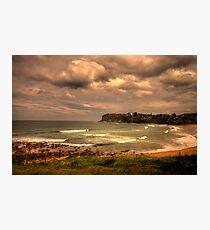"""Envy"" - Sydney Beaches - Avalon Beach - The HDR Series - Sydney Australia Photographic Print"