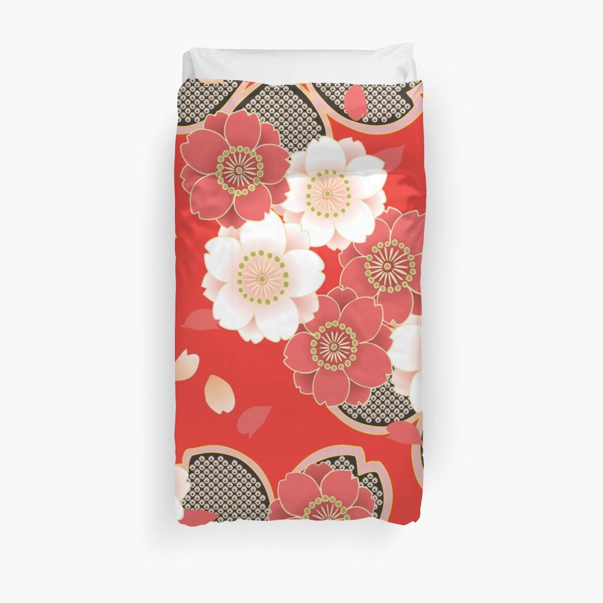 Vintage Japanese Wedding Kimono Pattern by Vicky Brago-Mitchell