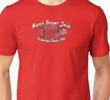 Merv's Burger Joint Unisex T-Shirt