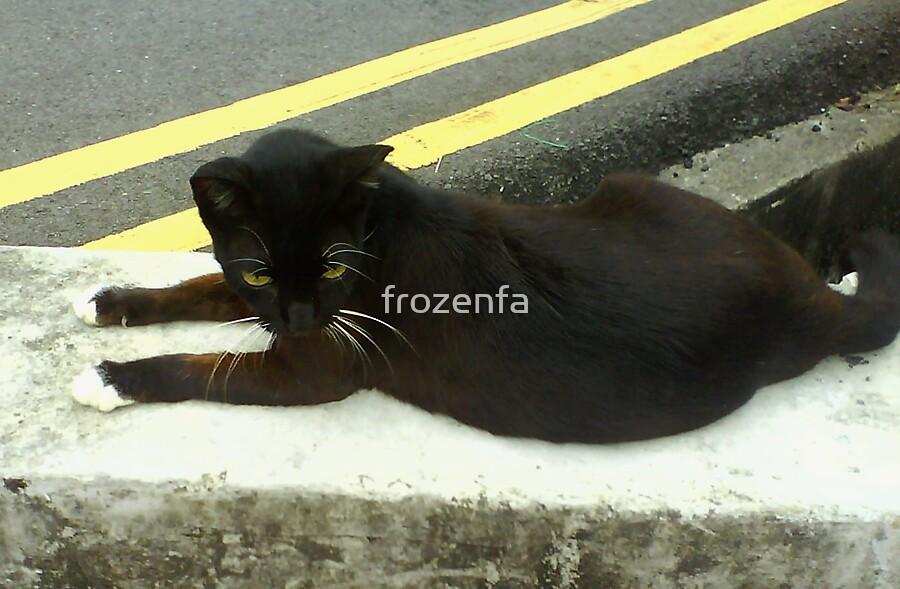 By The Roadside.. by frozenfa