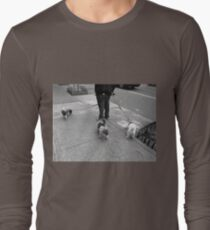New York Street Photography 36 Long Sleeve T-Shirt
