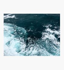 Little Wave Photographic Print