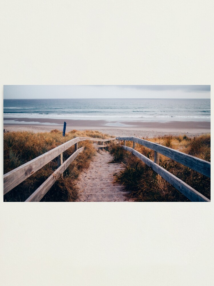 Alternate view of Path to Paradise Photographic Print