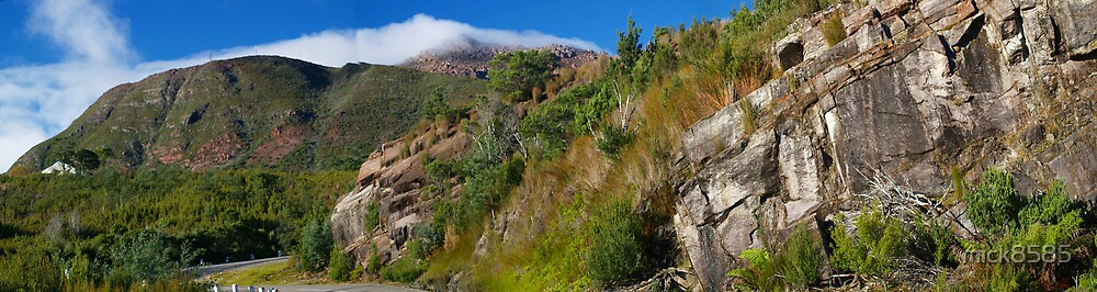 morning at Gormanston, Tasmania by mick8585
