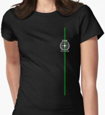 Star Citizen Armed Forces Vet Women's Fitted T-Shirt