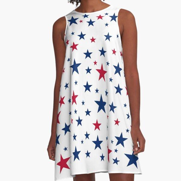 American Stars 4th July A-Line Dress