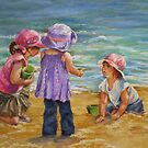 Beach Belles by Norah Jones