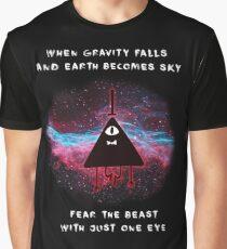 When Gravity Falls Graphic T-Shirt