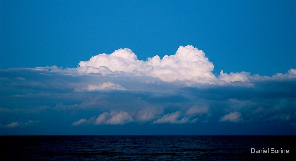 Clouds over Myrtle Beach by Daniel Sorine