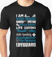 I Am A Lifeguard T Shirt Unisex T-Shirt