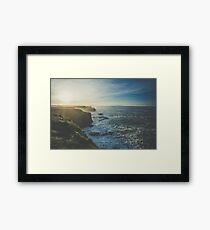 Great Coast Framed Print