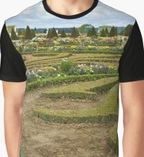 Landscaped Gardens Graphic T-Shirt