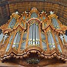 Groote Kerk - Maassluis - Netherlands by Arie Koene