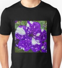 Galaxy Flower Unisex T-Shirt