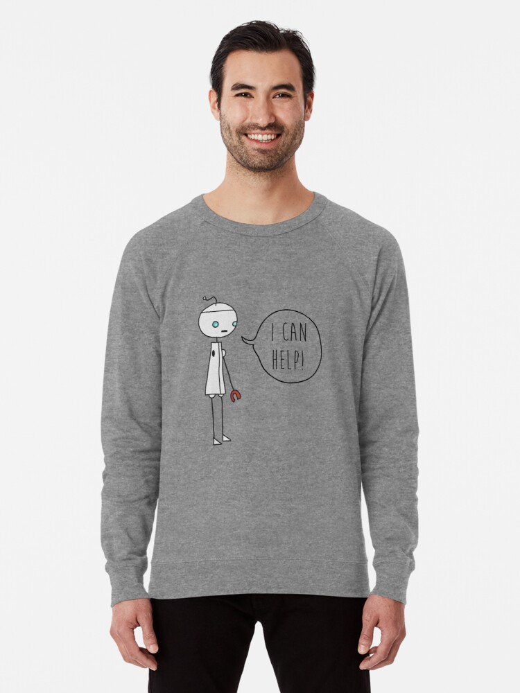'Android Minsky from Fargo TV series' Lightweight Sweatshirt by dockstar