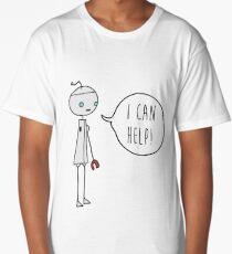 Android Minsky from Fargo TV series Long T-Shirt