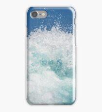 Waves Splashing in the Sun iPhone Case/Skin