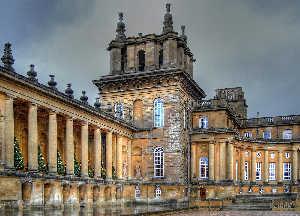Blenheim Palace by KarenM