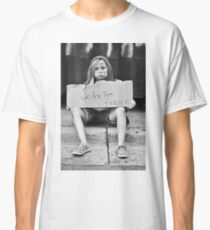 """""""Children of Tomorrow: Homeless Project"""" Classic T-Shirt"""