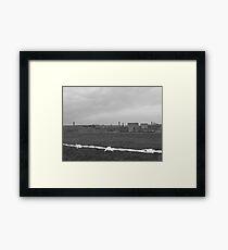 Auschwitz-Birkenau I Framed Print