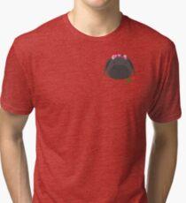 OKJA hearts Tri-blend T-Shirt