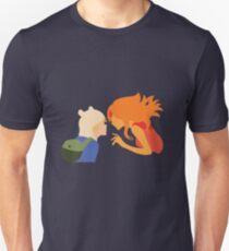 Finn & Flame/A Spark Unisex T-Shirt