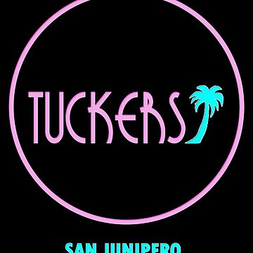 Black Mirror Tucker's Bar San Junipero by RobinBegins