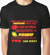 diehard Graphic T-Shirt
