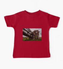 Abandoned Bradmill Factory, Yarraville, Victoria, Australia. Kids Clothes