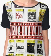 Musical Theatre! Women's Chiffon Top