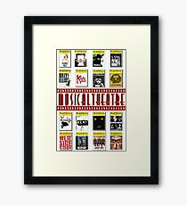 Musical Theatre! Framed Print