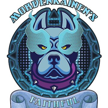Faithful Hound by KennefRiggles
