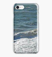 Tranquil sea iPhone Case/Skin