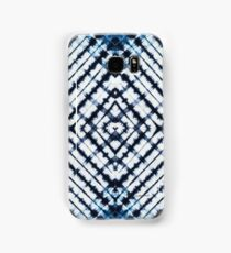 Diamonds Indigo Samsung Galaxy Case/Skin
