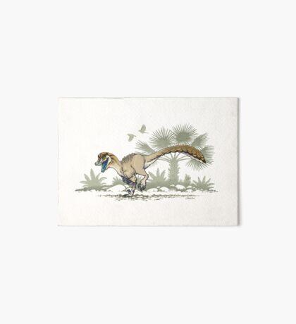 Troodon Art Board