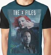 The X-files Poster s11 n°3 Graphic T-Shirt