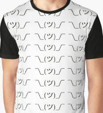 ¯\_(ツ)_/¯ ¯\_(ツ)_/¯ Graphic T-Shirt