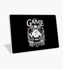Game Master - White Laptop Skin