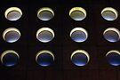 Glowing Spheres by Jen Waltmon