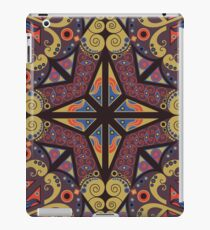 Abstract ethnic ornament iPad Case/Skin