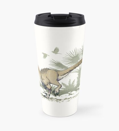 Troodon Travel Mug