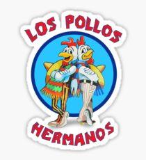 Los Pollos Hermanos! Sticker